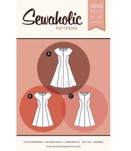 Davie Dress Pattern